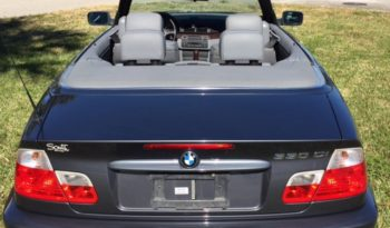 BMW 330 CI 2002 full