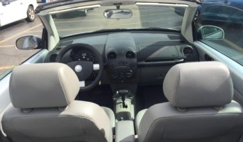 VW Beetle Convertible 2003 full