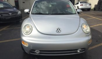 VW Beetle Convertible 2003