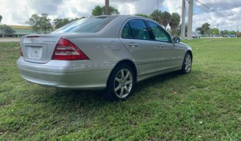 Mercedes C230 Kompressor 2004 full