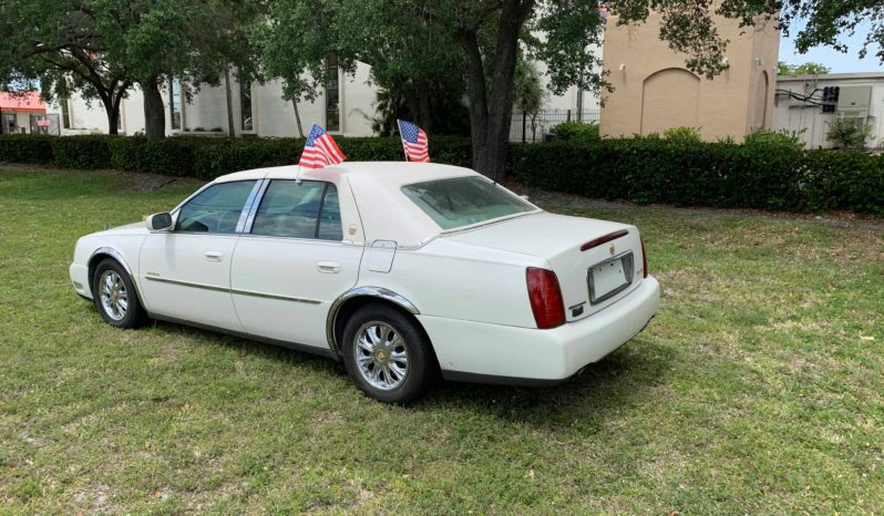 Cadillac Deville 2003 full